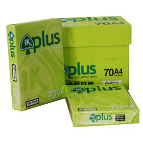Giấy IK Plus A4 70